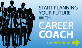 Start planning your future with Career Coach