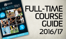 Full-time course guide 2016/17