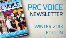 PRC Voice - Winter 2013