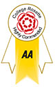 AA College Rosette Highly Commended