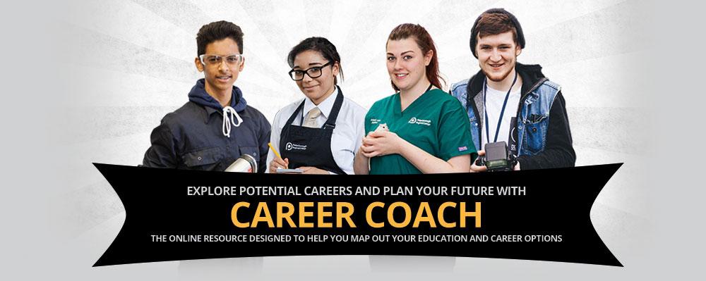 Career Coach Online resource