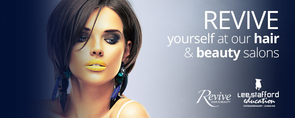 Revive Hair and Beauty Salons at Peterborough Regional College
