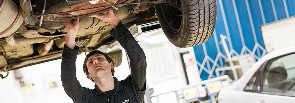 Apprenticeships Peterborough Regional College