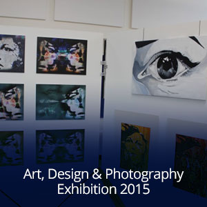 Art, Design and Photography Exhibition June 2015