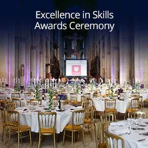Excellence in Skills Awards Ceremony July 2015