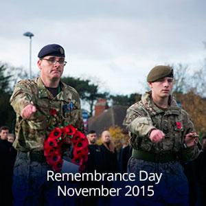 Remembrance Day November 2015