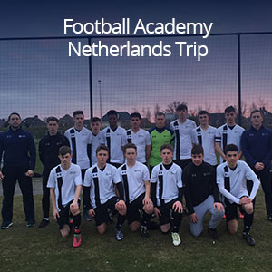 Football Academy - Netherlands trip March 2016