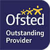 Ofsted Outstanding Provider logo for The College Nursery