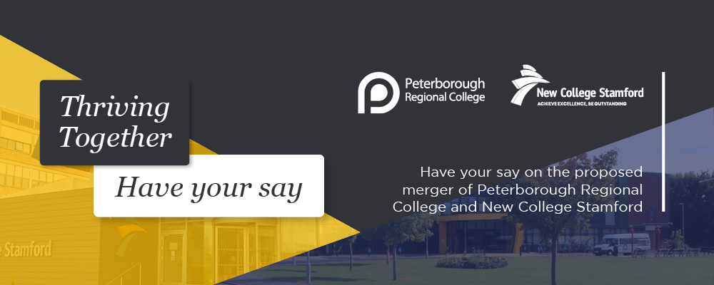 Have your say - public consultation document
