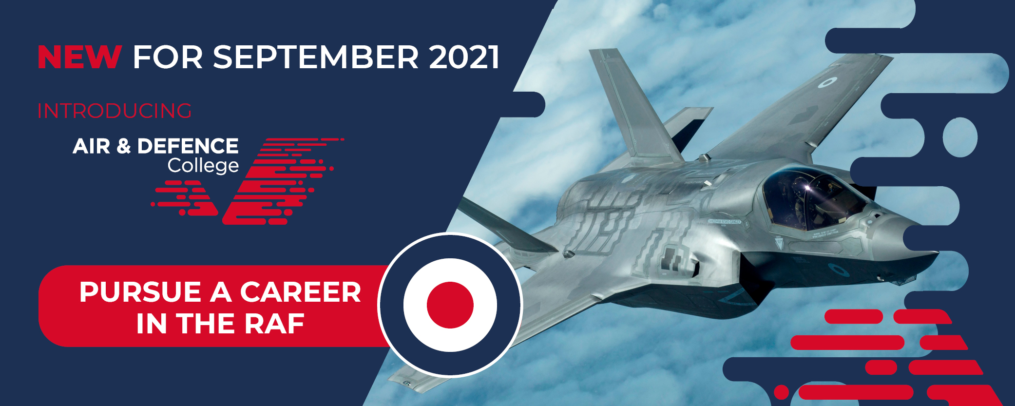 NEW Air & Defence College - Find out more